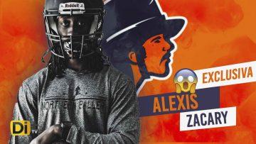 Portada Alexis Zacary