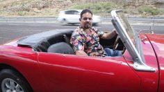Autos en el Tiempo Austin Healey