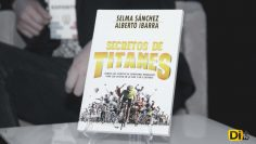 Libro secretos de titanes