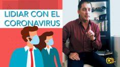 lidia con el coronavirus