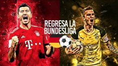 Regresa la bundesliga web