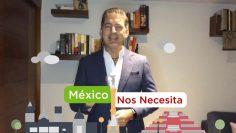 Mexico Nos Necesita web